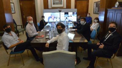 """""""Fortalecer el aislamiento"""": la recomendación del comité de expertos a Kicillof"""