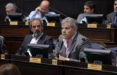 El diputado Britos agradeció que Kicillof haya escuchado su pedido por el Fondo de Infraestructura Municipal