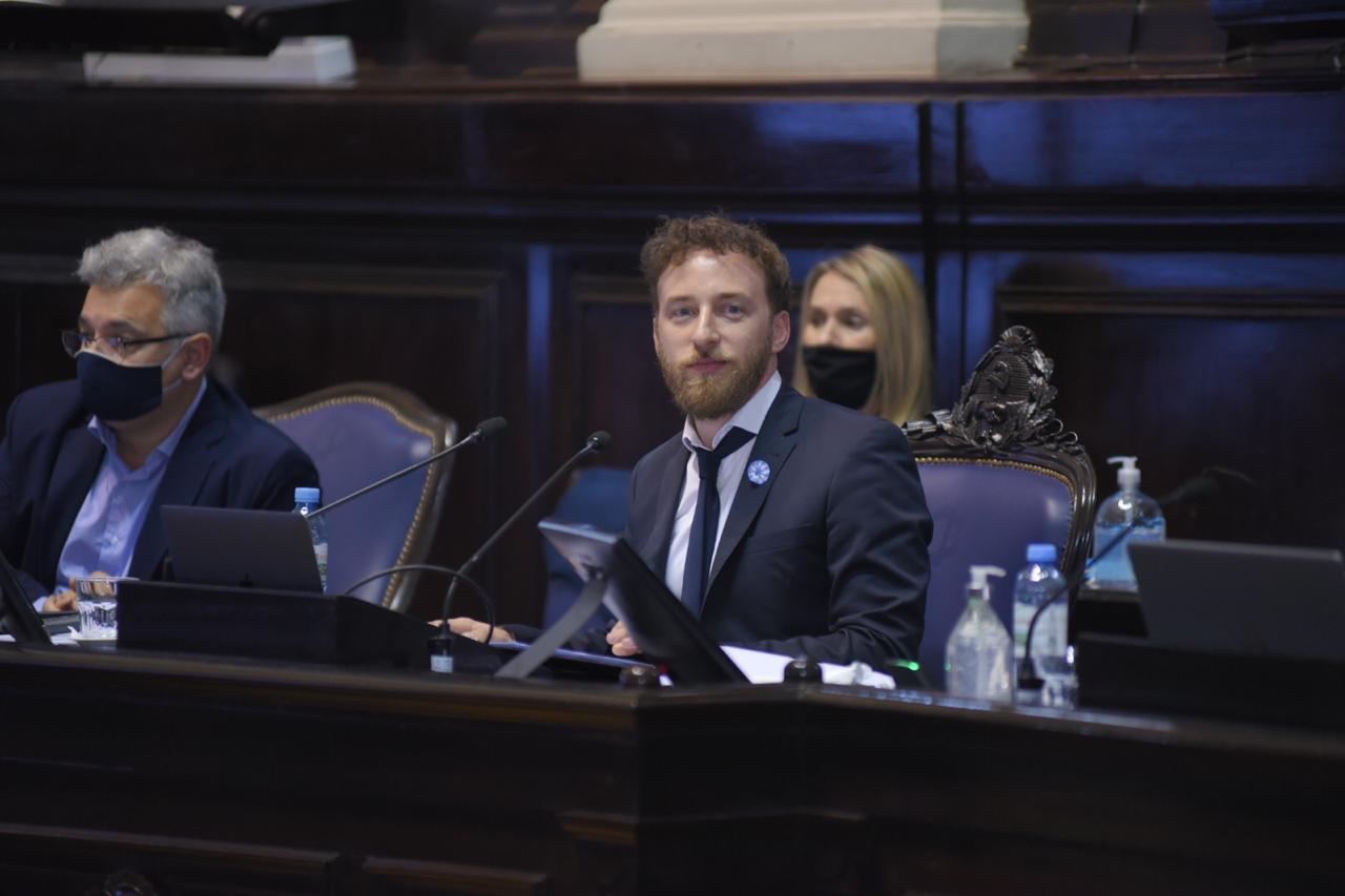 Diputados Bonaerenses volvieron a sesionar y aprobaron proyectos vinculados a la prevención y tratamiento del Covid-19