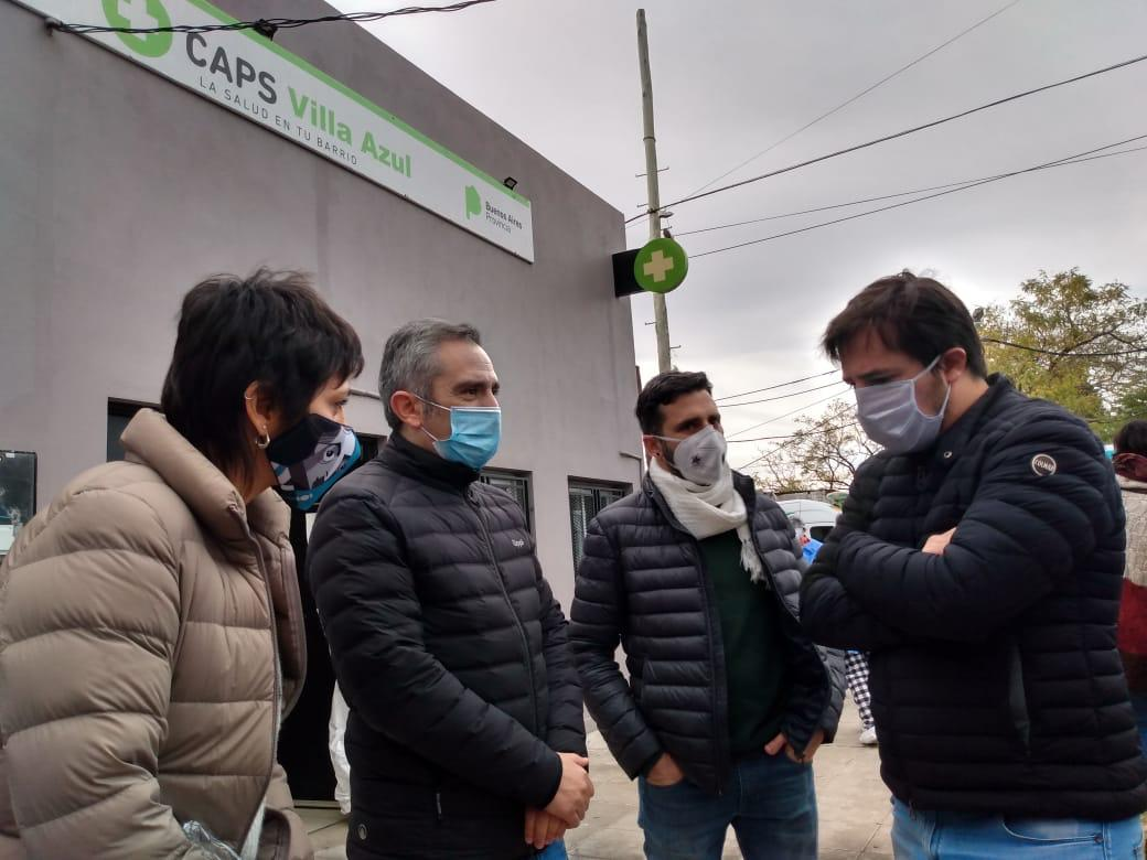 53 casos de Coronavirus en las tres jornadas de operativos DETeCTAR en el conurbano