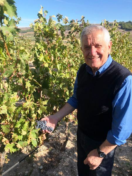 Ricardo Fernández Nuñez, propietario de Vinos de la Luz