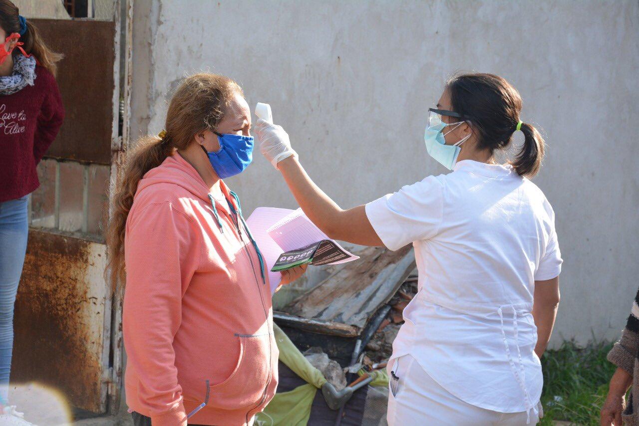 Detectan 5 casos en un barrio entre Berisso y Ensenada y va camino a ser el segundo aislado en la provincia