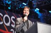 """El reconocido conductor Marcelo Iribarne imprimió """"optimismo"""" al sector que vive de las Fiestas Populares"""