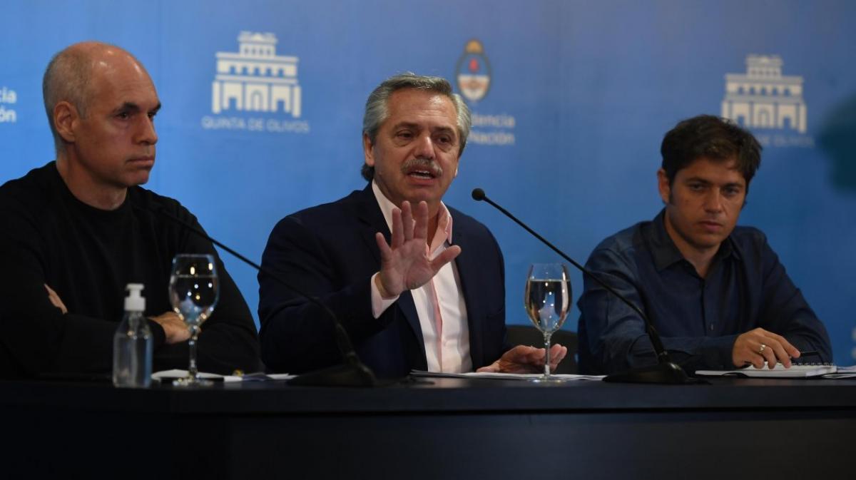 Capital Federal registra la máxima diferencia en cantidad de casos respecto a la Provincia de Buenos Aires
