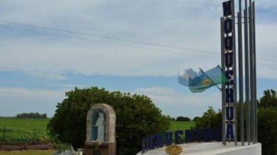 Se confirmó el cuarto caso de Covid-19 en Moquehuá, un pueblo de 2 mil habitantes de Chivilcoy