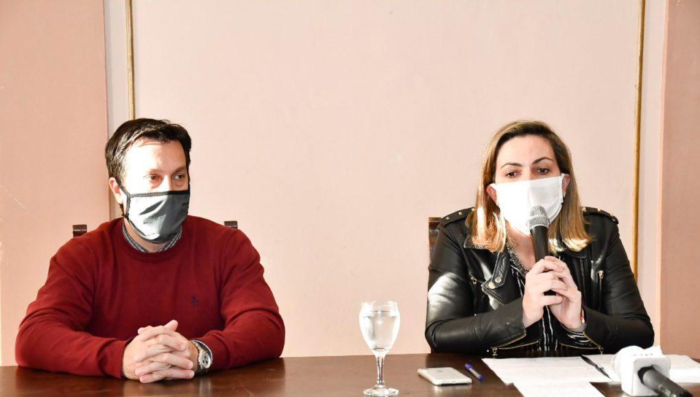 """Necochea sumó 6 casos de Covid-19 y teme una catarata de contagios por un """"baby shower"""" clandestino"""