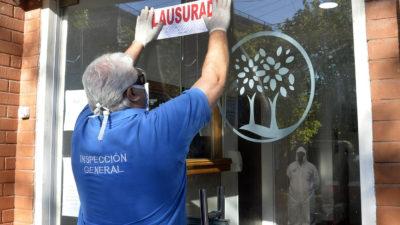 Tigre clausuró una clínica privada en Don Torcuato y hubo que trasladar pacientes de PAMI
