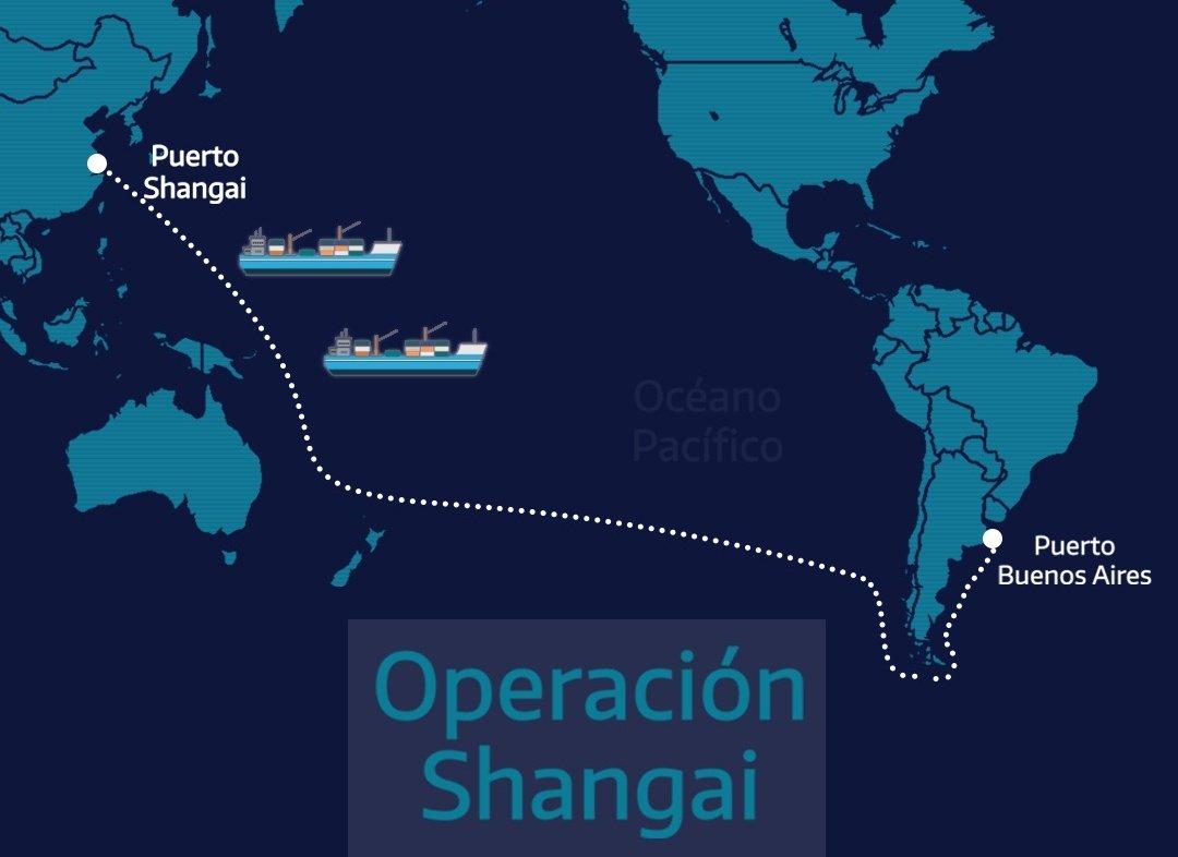 """Porque espera con tanta ansiedad la provincia de Buenos Aires que se concrete la """"Operación Shangai"""""""