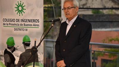 El Colegio de Ingenieros salió a bancar con firmeza a Kicillof ante el pedido para que Buenos Aires sea una provincia Petrolera