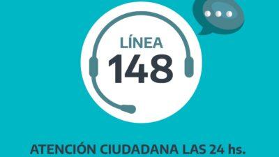 Enterate como funciona la línea 148 de atención telefónica para consultas de covid-19