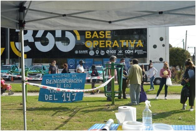 La Justica obliga al intendente de La Plata a reincorporar trabajadores municipales