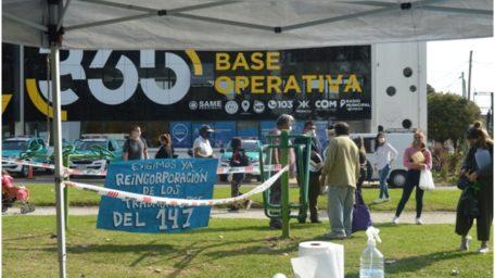 Harán una olla popular frente a la Municipalidad de La Plata por la reincorporación de los trabajadores despedidos en plena cuarentena