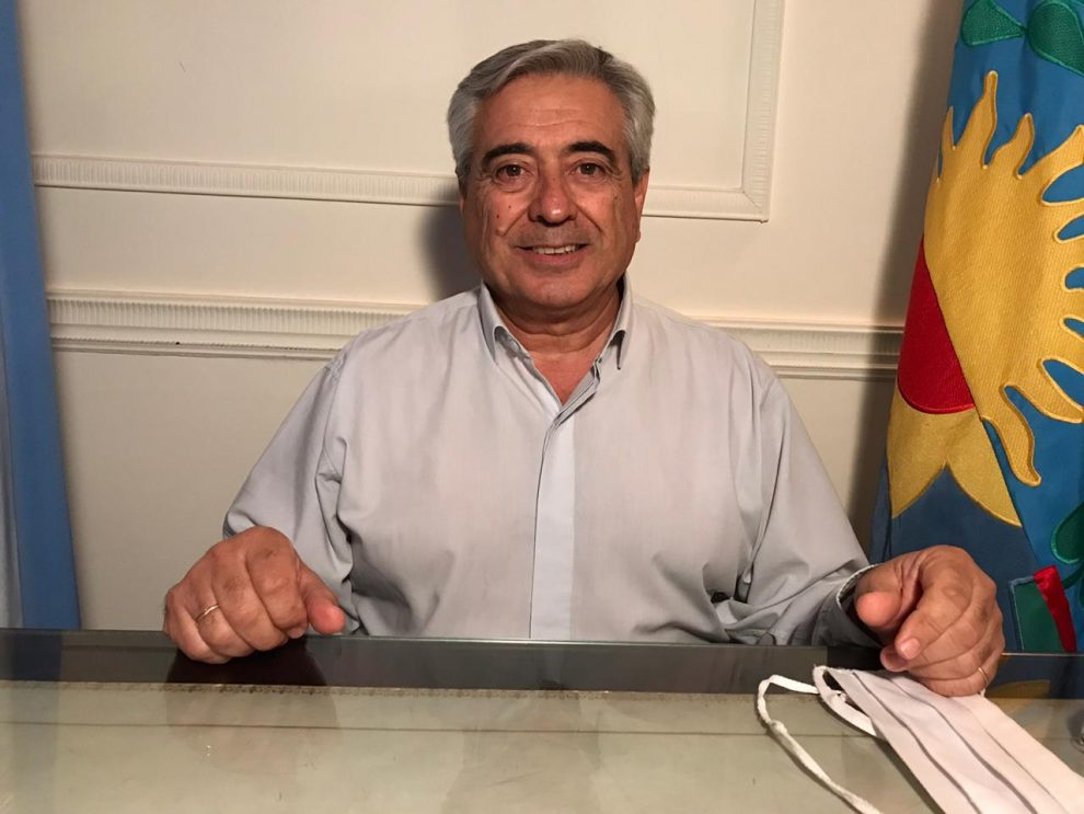 General Villegas: Un trabajador de una empresa tercerizada de EDEN es el primer caso positivo de covid-19