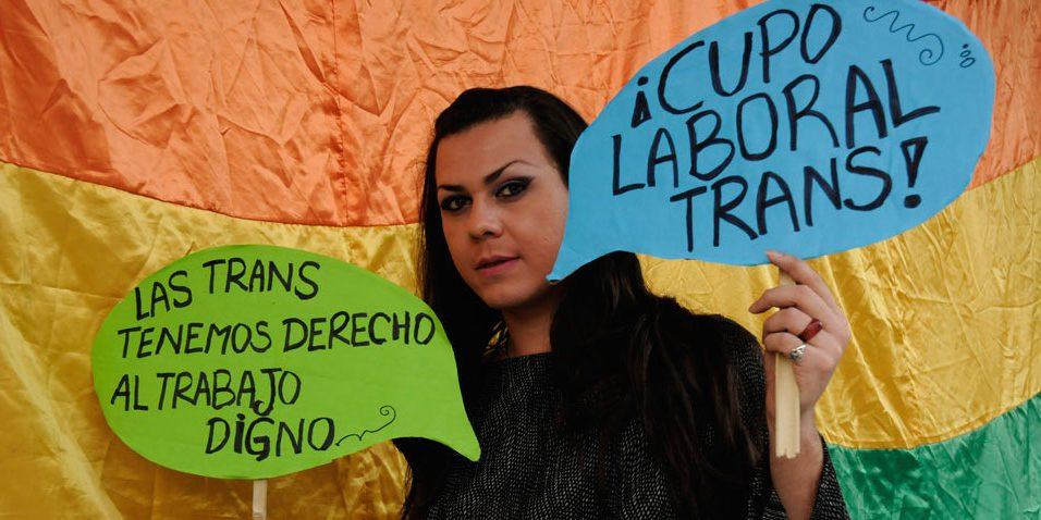 Crean una comisión mixta para implementar el cupo laboral travesti trans en el estado