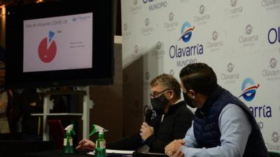 """Olavarría: Galli habló de contagios """"por conglomerado"""" y anunció el salto a Fase 3"""