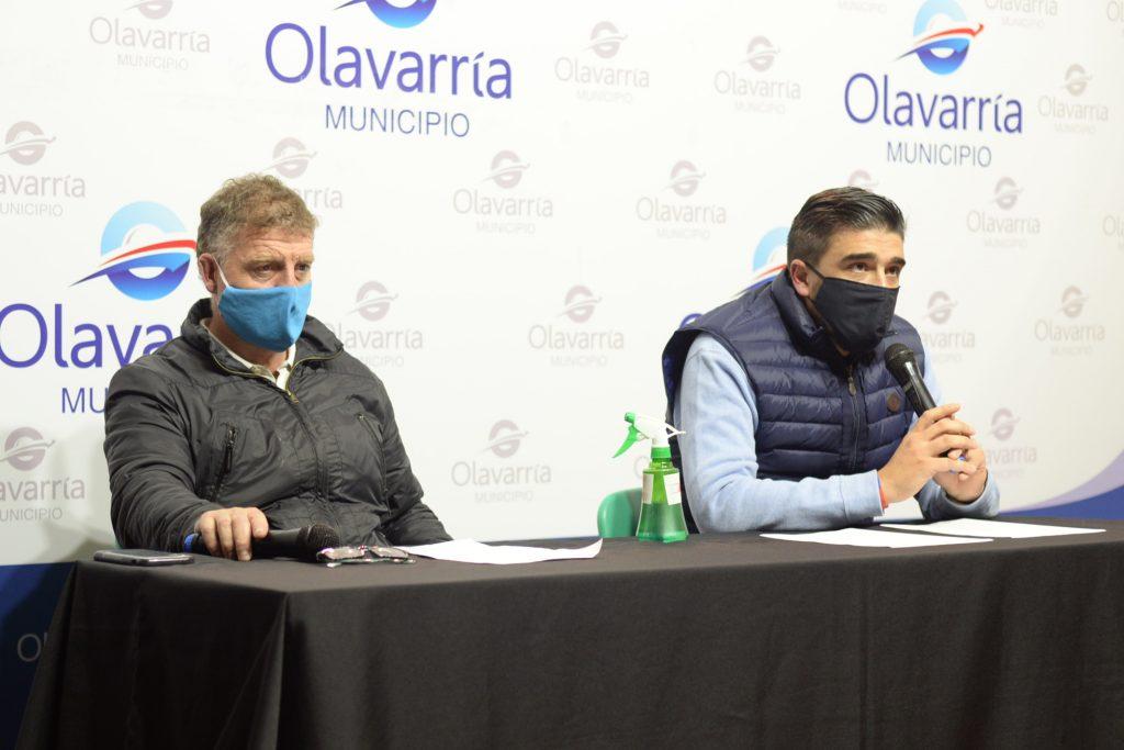 """Olavarría: Galli confirmó 21 casos nuevos, reprochó """"cumpleaños y asados"""" y decretó la vuelta a Fase 1"""