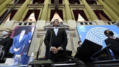 Diputados aprobó el teletrabajo y quedaron expuestas las diferencias en la oposición