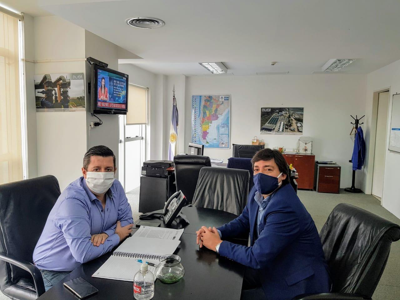 """Néstor Álvarez: """"Cuando asumimos en el ENOHSA se estaban haciendo solo 24 obras en todo el país"""""""