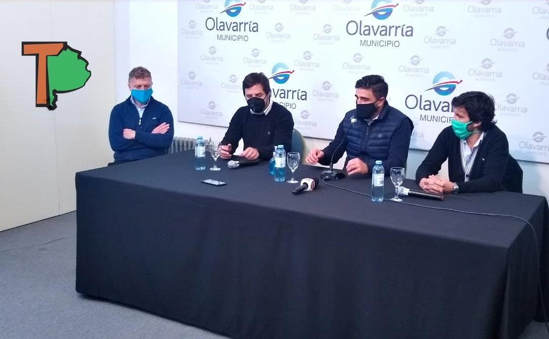 """Provincia intervendrá en Olavarría con un operativo """"Detectar"""" para contener el brote de Covid-19"""