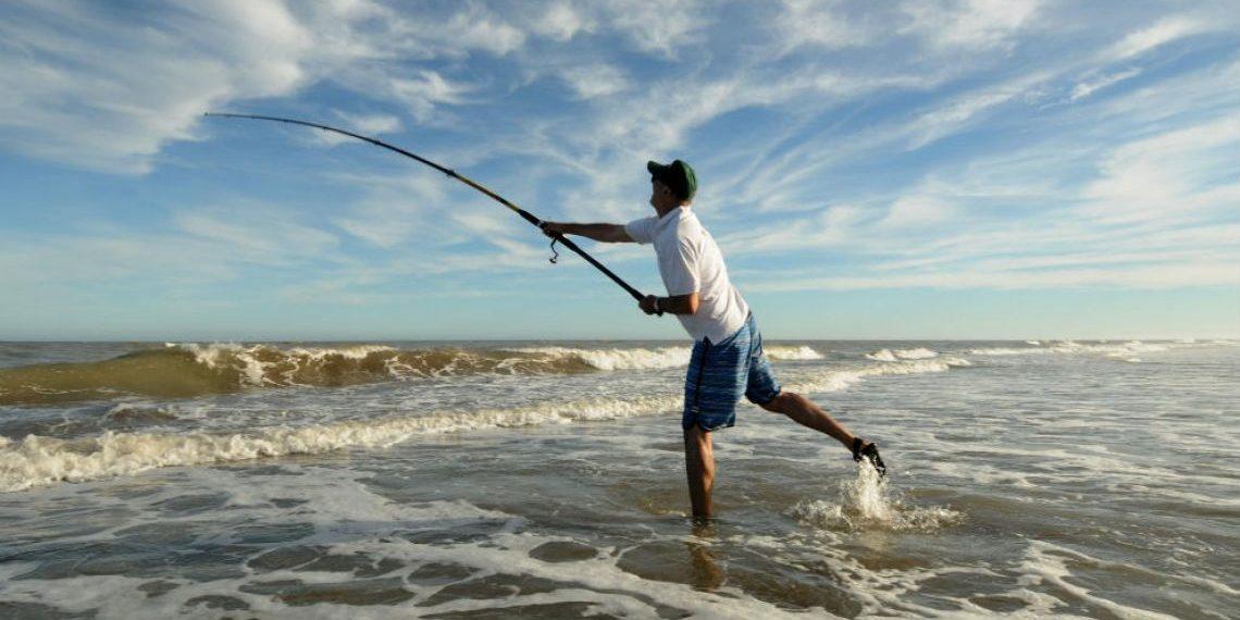 Solo para residentes: Monte Hermoso habilita la pesca en mar y lagunas desde la costa
