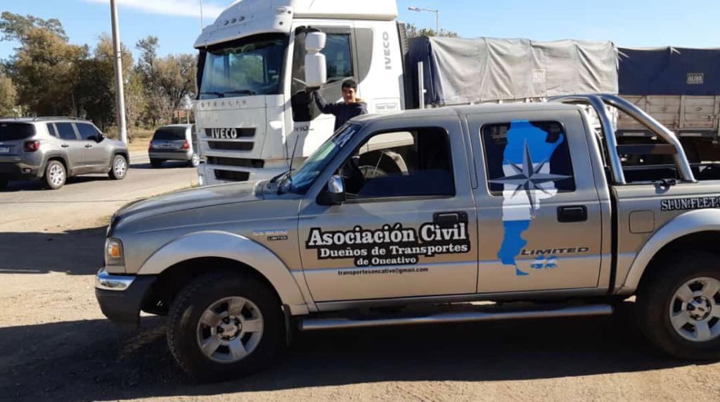 """Detuvieron a dos camioneros en Bahía Blanca y el Sindicato de Fleteros denunció """"persecución empresarial"""""""