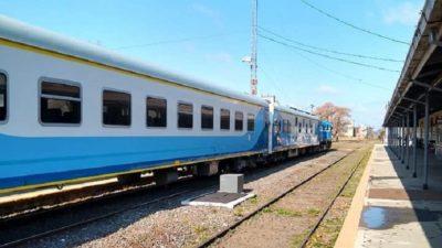 Trenes Argentinos realizó una prueba hasta Pehuajó y el noroeste bonaerense se ilusiona