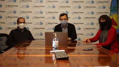 """Por el brote de Olavarría, el intendente de Bolívar pidió crear un """"Comité Regional de Crisis"""""""