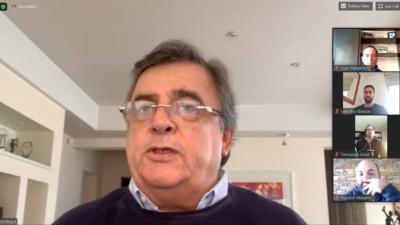 Interna UCR Provincia: Mario Negri salió a bancar a Maxi Abad