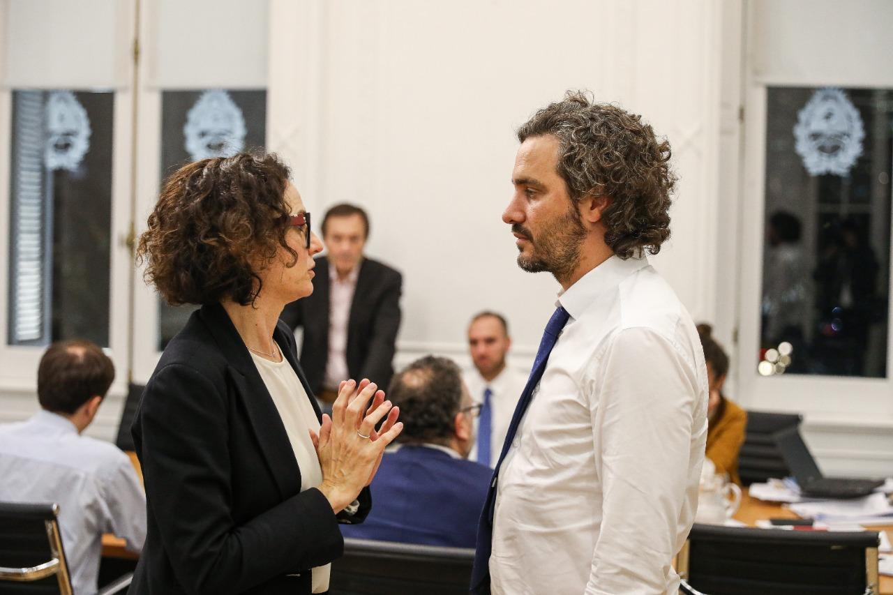 Cecilia Todesca habló de un repunte en los niveles de actividades ...
