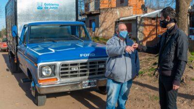 Los vecinos le prendieron fuego la camioneta por contraer coronavirus y el municipio se la arregló ¿Sabías donde fue?