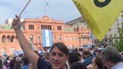 """""""Yo tan Antonia, vos tan Estanislao"""": el meme discriminatorio que publicó un funcionario de Rosales"""