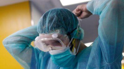 El coronavirus no da tregua: día récord de contagios y de muertes en Argentina