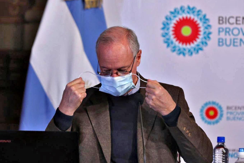 """El ministro de salud bonaerense advierte: """"Ya no estamos teniendo camas"""""""