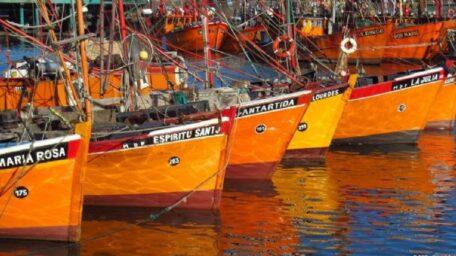El SOMU lanzó un paro de pesqueros en todo el país