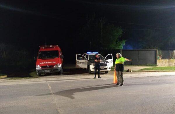 """Un intendente se re calentó porque """"un imbécil"""" ingresó a la ciudad esquivando los controles – video"""