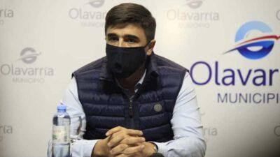 El intendente de Olavarría dio negativo en el test de coronavirus