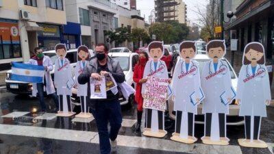 La Asociación Médica Platense vuelve a cortar la atención a los afiliados del IOMA