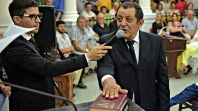 Benito Juárez: Julio Marini contó cual fue la única ordenanza que vetó en 15 años como intendente