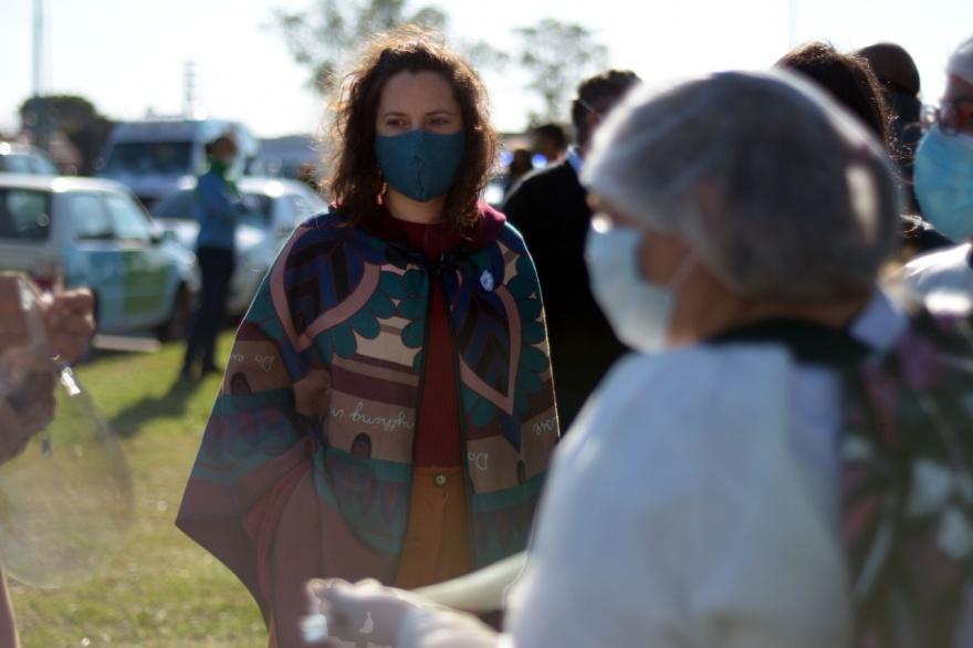 Leticia Ceriani confía que la vacuna nos lleve a una navidad mejor que la del 2020