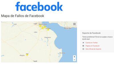 Facebook está funcionando mal en La Plata, Lomas de Zamora, Quilmes, Merlo, Azul y gran parte del mundo