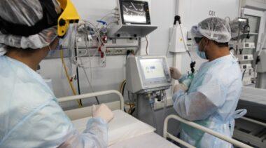Comienzan a funcionar los hospitales modulares en la provincia