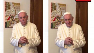 El emotivo mensaje del Papa Francisco a los curas villeros afectados por Coronavirus en Argentina