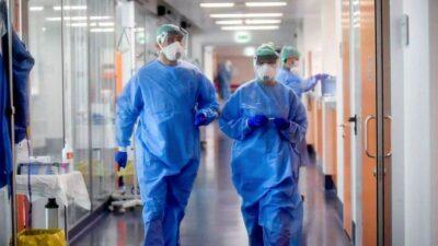 Provincia logró reducir a menos del 8% la incidencia de contagios entre profesionales de la Salud