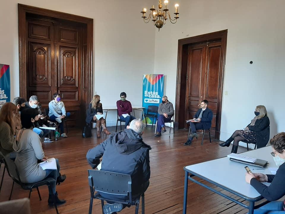 Desde SUTERyH La Plata se oponen a la reforma que deja sin vivienda a los encargados de edificios
