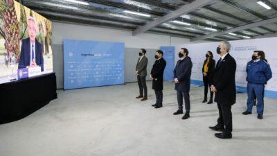 Alberto Fernández anunció la creación de 15 hospitales y 12 cárceles en la provincia de Buenos Aires