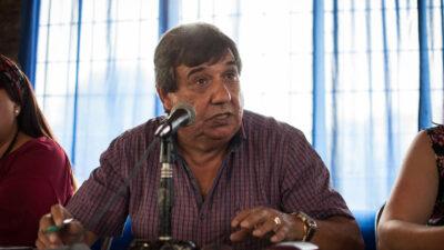 Rubén García apuntó contra los intendentes que reemplazan trabajadores municipales por monotributistas