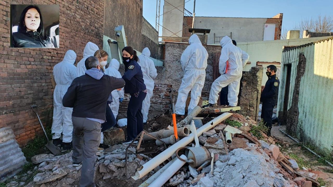 Femicidio en Junín: Rosa Inés Fernández fue asesinada por su ex y encontrada sin vida en una obra en construcción