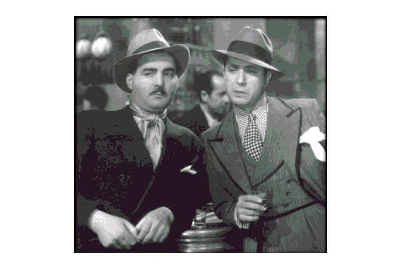 El tangazo del fin de semana: Carlos Gardel y el cine en el recuerdo de Vicente Padula
