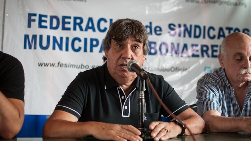 """La FESIMUBO respaldó a Kicillof en el conflicto con la Policía Bonaerense y habló de """"Avasallamiento de las instituciones"""""""