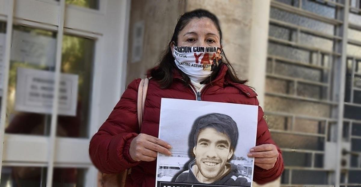 Confirman que el cuerpo hallado es el de Facundo Astudillo Castro